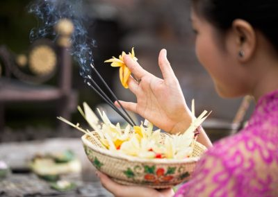 traditional offering for gods