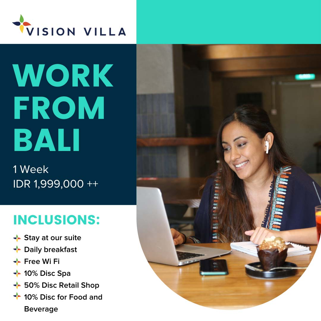 Work From Bali